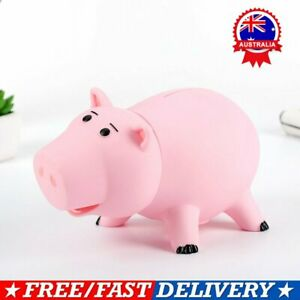 Toy Story Hamm Piggy Bank Coin Save Money Box Ham Figures Pig Kids Gift NEW AUS
