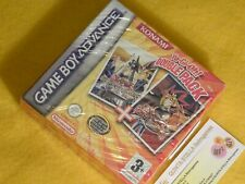2 Games Yu Gi Oh! Double Pack Nintendo Game Boy Advance GBA New Sealed