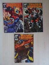 Transformers,comics,Dreamwave,DW,War Within,Pat Lee,classics,Optimus,Megatron,BD