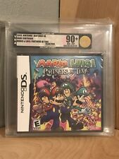 Sealed Y-fold  DS Mario and Luigi: Partners in Time VGA U90+ Gold Graded