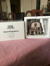 Heritage Village/ Dept 56/ Alpine Village Series / Metterniche Wurst Nib