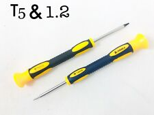 P5/PL4/TS4 Pentalobe S2 and Torx 5 T5 Screwdriver for MacBook Air & Pro Retina