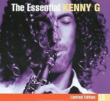 The Essential Kenny G 3.0; 2009 CD, Smooth Jazz, Saxophone, Sony Legacy Excellen