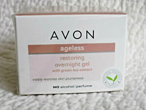 AVON ~ AGELESS ~ RESTORING OVERNIGHT GEL ~ 50ml    *BRAND NEW*