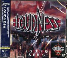 LOUDNESS-LIGHTNING STRIKES-JAPAN CD C94