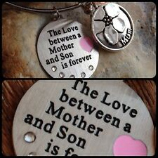 Mothers day gift gifts for her womens present mum Mother Mom Son Unusual love xx
