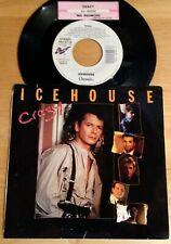 Icehouse 45 Crazy / No Promises  w/ts  w/PS