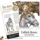Australien 1 Dollar 2015 Unwahrscheinlich Heroes - Sandy The War ( S/C )