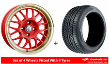 Golf Summer 4 Car Wheels with Tyres