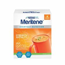 Meritene Energis Vegetable Soup 6 Packs of 50g x 10