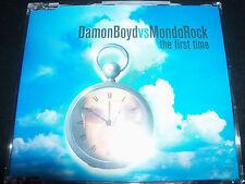 Damon Boyd Vs Mondo Rock The First Time (Come Said The Boy) Remixes CD
