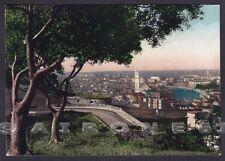 VERONA CITTÀ 162 Cartolina FOTOGRAFICA viaggiata 1955