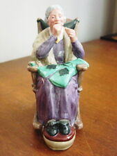 Royal Doulton A STITCH IN TIME Figurine HN 2352 - NICE!