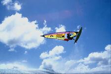 568024 FLYING JUMP HOOKIPA MAUI Alex Aguera A4 FOTO STAMPA