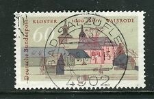 GERMANY 1986 WALSRODE/MONASTERY St.JOHANNES MILLENNIUM/ARCHITECTURE usata/used