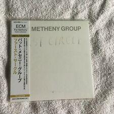 PAT METHENY First Circle Japan 24kt ECM Gold CD Mini-LP OBI 24bit Mastering NEW