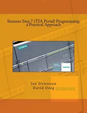 Stenerson Jon-Siemens Step 7 (Tia Portal) Pr (US IMPORT) BOOK NEW