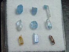 Jeremejewit / Jeremejewite Kristall Lot Box - Erongo, Namibia (6121m)