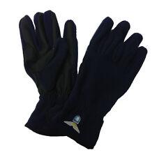 Lazio Glove Men's Blue Back Fleece & Palm Fabric Rubberized Various Sizes