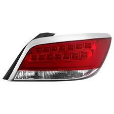 Buick 10-13 LaCrosse Red LED Rear Tail Brake Light Right / Passenger Side