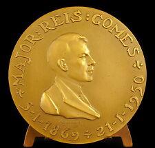 Médaille João dos Reis Gomes (1869-1950) historiador 69 mm Portugal  Medal