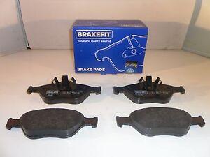Ford Fiesta Fusion Ka Puma Front Brake Pads Set 1999 to 2009 BRAKEFIT