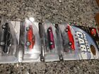 Hot Wheels Muscle Car Review Series Four car lot of #4/4  Charger Real riders