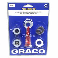 Graco 390st, 390sts, 395st, 450st, 455st, 490st Pump Packing Repair Kit 235703