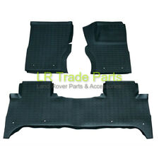 RANGE ROVER SPORT L494 NEW FRONT & REAR RUBBER FLOOR MATS MAT SET (2014+) RHD
