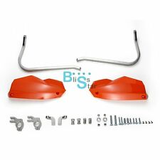 Orange Aluminium Handguards Brush Bar Hand Guard For KTM 125 200 Duke 11-15 O3