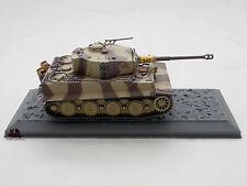 Miniature IXO Altaya Char combat Tank Pz Kpfw Panzer VI TIGER Tigre 1944 NEUF