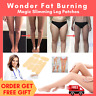 NEW 30 Fat Burner Wonder Lower Body Slimming Patch Leg Weight Loss Abdomen Detox