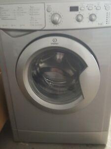 Indesit washing dryer machine