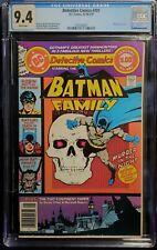 Detective Comics #481 CGC 9.4 Jim Starlin, Denny O'Neil, Marshall Rogers