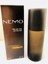 CACHAREL NEMO 100ml After Shave SPLASH VINTAGE Perfect Perfume Parfum!