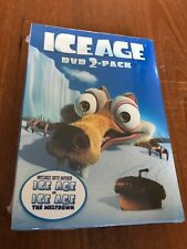 Ice Age - 2-Pack (DVD, 2006, 2-Disc Set, Full Frame)