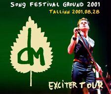 DEPECHE MODE  LIVE Song Festival Ground Tallinn 2001.08.28