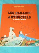 Les Paradis artificiels, l'imaginaire des drogues, P. DE TAILLAC, 9782755602036