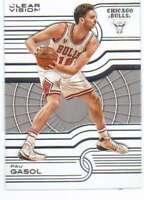 2015-16 Panini Clear Vision Basketball #32 Pau Gasol Chicago Bulls
