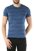 Armani Jeans T-Shirt Uomo Col Avion tg XL | -17 % OCCASIONE |