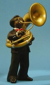 ALL THAT JAZZ Figur Tuba - 3169 - Höhe: ca. 17 cm