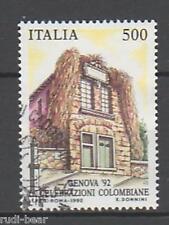 Italien Nr. 2242  gest.   Entdeckung von Amerika