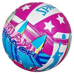 Spalding Volleyball Ball Size 5 Miami Beach Balls