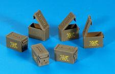 PLUS MODEL U.S.AMMUNITION BOXES CAL.5,56 1:35 PL318