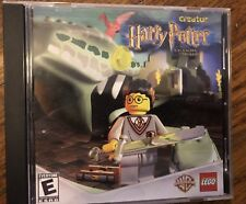 Harry Potter and the Chamber of Secrets PC 2002 LEGO Creator Video Game Software