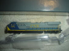 N scale BROADWAY LIMITED, GE AC6000, CSX, ROAD #636, NEW, DCC & SOUND EQUIPPED