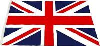 GB British Large Union Jack Flag 5 x 3FT Great Britain Polyester UK Sport Team