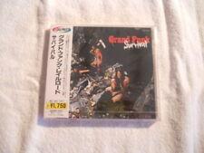 "Grand Funk ""Survival"" Japan cd EMI Japan TOCP-3181  New Sealed"