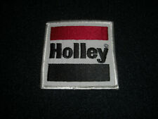 Vintage NHRA Holley Hot Rod Carburetor Racing Patch 1970's