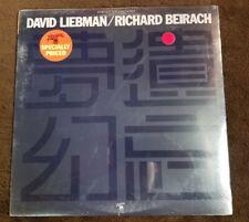 """Vintage 1976 SEALED! David Liebman & Richard Beirach """"Forbidden Fantasies"""" LP"""